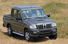 Mahindra Goa Pickup Double Cab