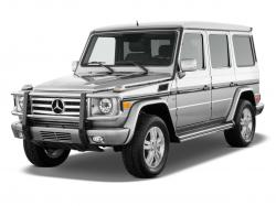 Mercedes-Benz G-Class II Restyling Closed Off-Road Vehicle