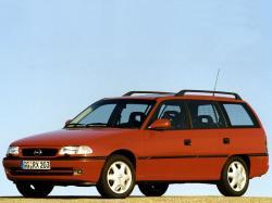 Opel Astra F Универсал