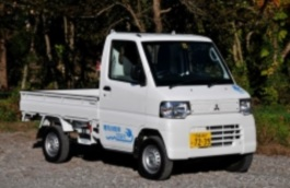 Mitsubishi Minicab-MiEV VI Chassis cab