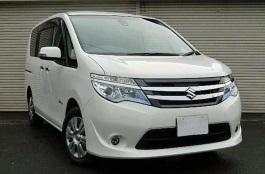 Suzuki Landy II Facelift MPV