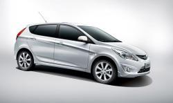 Hyundai Solaris I Restyling Hatchback