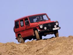 Mercedes-Benz G-Class I (W460; W461) Closed Off-Road Vehicle
