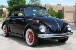 Volkswagen Beetle VW 1200/1300/1500 Coupe