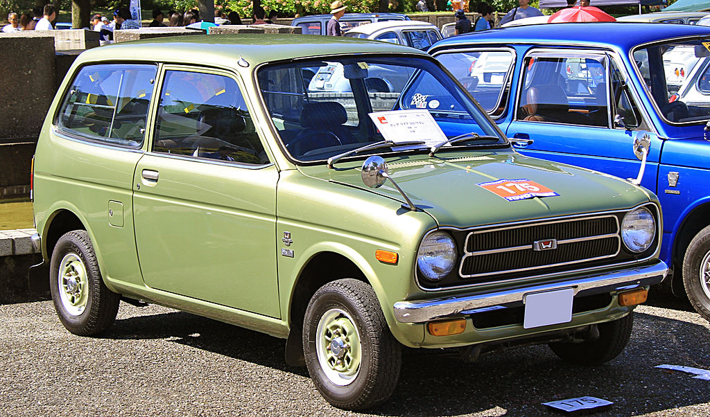 Honda Life SA/VA/WA Hatchback