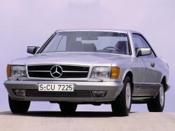 Mercedes-Benz S-Class II (W126) Coupe