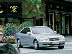 Mercedes-Benz S-Class IV (W220) Saloon