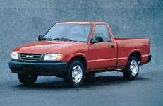 Isuzu Hombre GMT325 Pickup