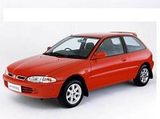 Proton Satria I Hatchback