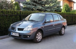 Renault Thalia I Saloon