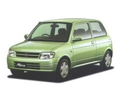 Daihatsu Mira L700 Hatchback