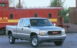 GMC Sierra 2500 GMT800 Pickup