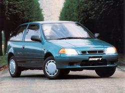 Suzuki Swift II Hatchback
