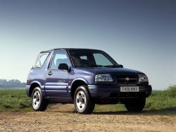 Suzuki Grand Vitara II Open Off-Road Vehicle
