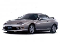 Mitsubishi FTO wheels and tires specs icon
