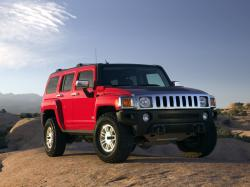 Hummer H3 GMT345 Closed Off-Road Vehicle