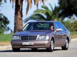 Mercedes-Benz S-Class III (W140) Saloon
