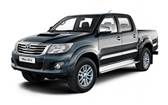 Toyota Hilux VII restyling Pickup