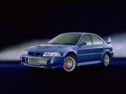 Mitsubishi Lancer Evolution VI Saloon