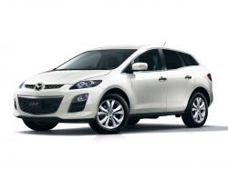 Mazda CX-7 Closed Off-Road Vehicle