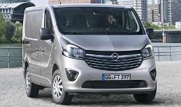 Opel Vivaro B Van