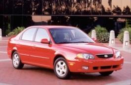 Kia Spectra I Hatchback