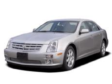 opony do Cadillac STS l [2004 .. 2007] [USDM] Saloon