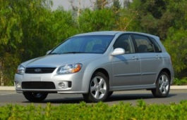 Kia Spectra III Hatchback