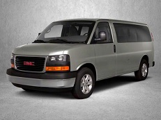 GMC Savana 1500 wheels and tires specs icon