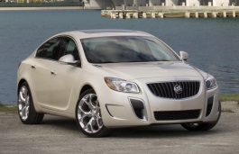 Buick Regal GS I Седан