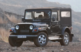 Mahindra Thar wheels and tires specs icon