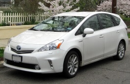Toyota Prius a иконка