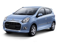 Daihatsu Ayla picture (2013 year model)
