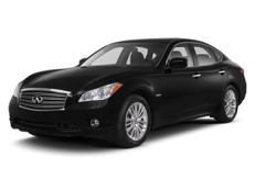 Infiniti M wheels and tires specs icon