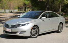 Lincoln MKZ II Saloon