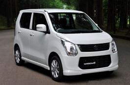 Suzuki Wagon R V Hatchback