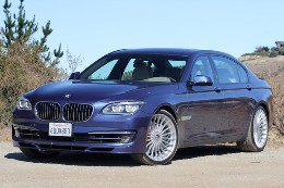 BMW Alpina B7 V (F01/F02) Facelift Saloon