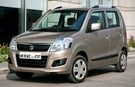 Maruti Wagon R wheels and tires specs icon