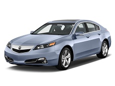 Acura TL wheels and tires specs icon