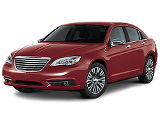 Chrysler 200 Tire Size >> Chrysler 200 2014 Wheel Tire Sizes Pcd Offset And Rims