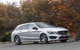 Mercedes-Benz CLA-Class I (C117/X117) Estate