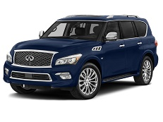 Infiniti QX80 Z62 Closed Off-Road Vehicle