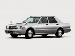 Nissan Cedric wheels and tires specs icon