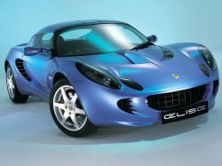 Lotus Elise II Roadster