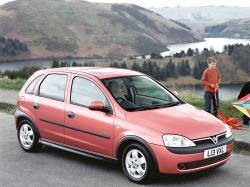 Vauxhall Corsa C Hatchback
