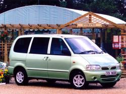 Nissan Serena I (C23) MPV