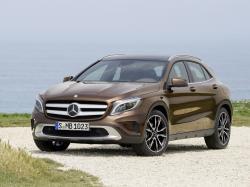 Mercedes-Benz GLA-Class I (X156) Closed Off-Road Vehicle