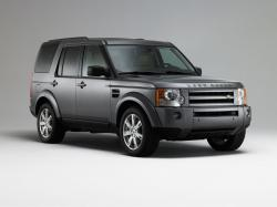 Land Rover Discovery 3 III Closed Off-Road Vehicle