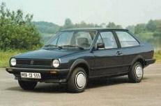 Volkswagen Polo Mk1 Saloon