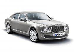Bentley Mulsanne II Saloon